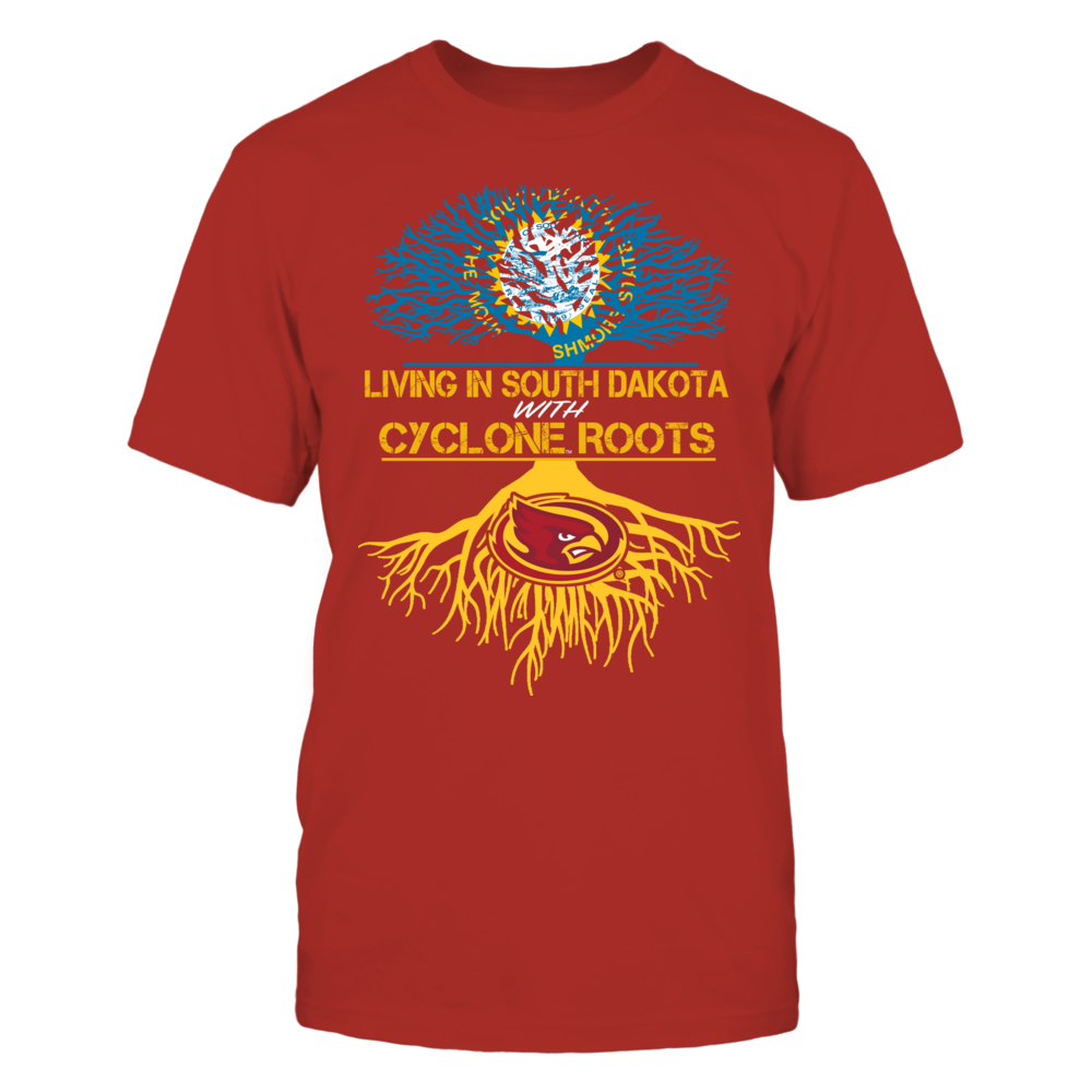 Iowa State Cyclones - Living Roots South Dakota Front picture