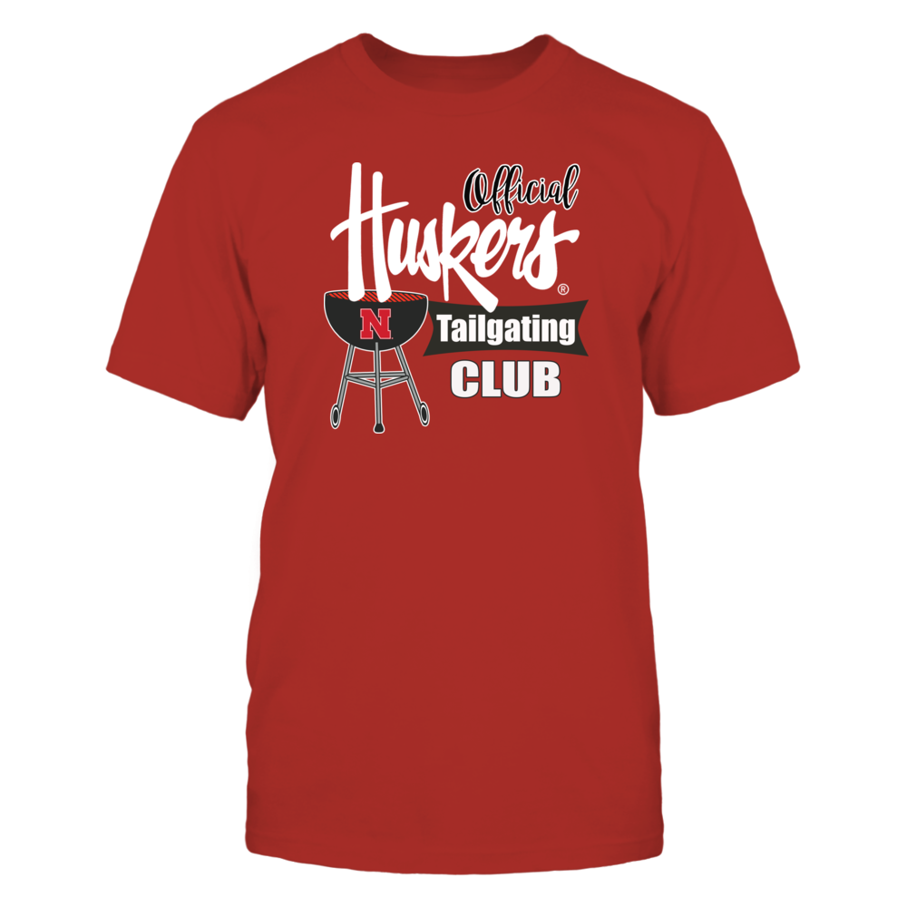 Nebraska Huskers Football -  Official Tailgating Club Front picture