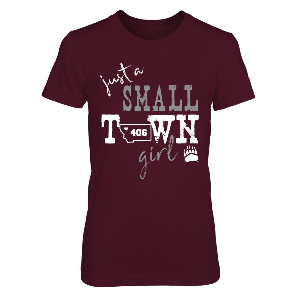 Montana Grizzlies - Small Town Girl - Area Code Front picture