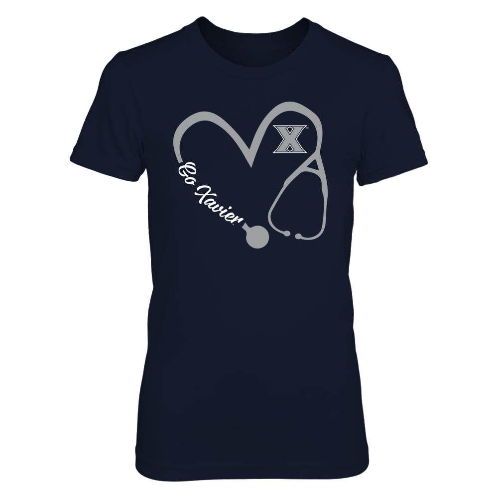 Xavier Musketeers - Heart 3/4 - Nurse Front picture