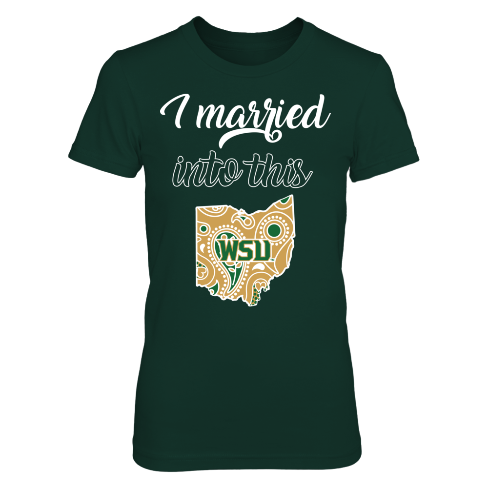 Wright State Raiders - Married Into Front picture