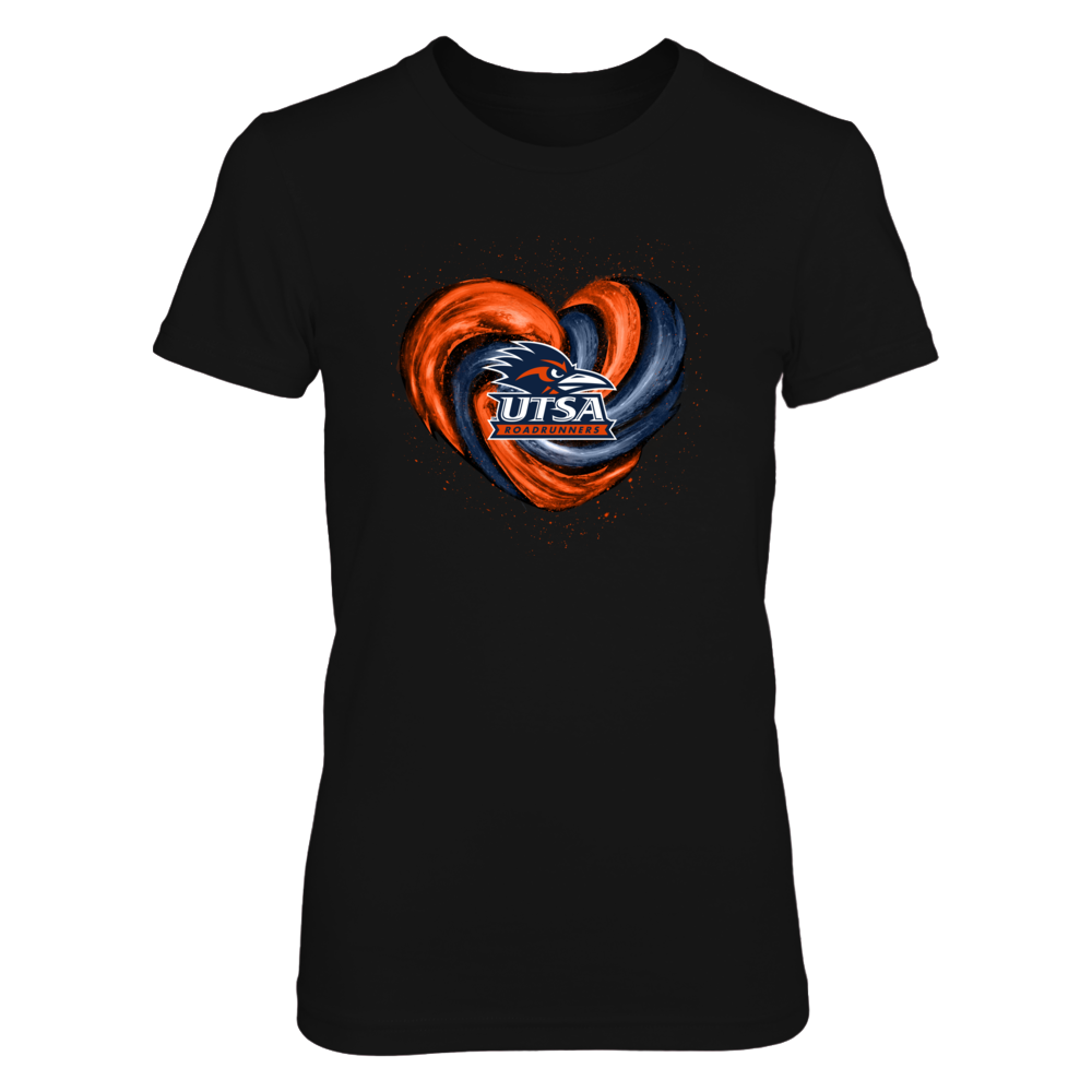 UTSA Roadrunners - Hurricane Heart - Original Front picture