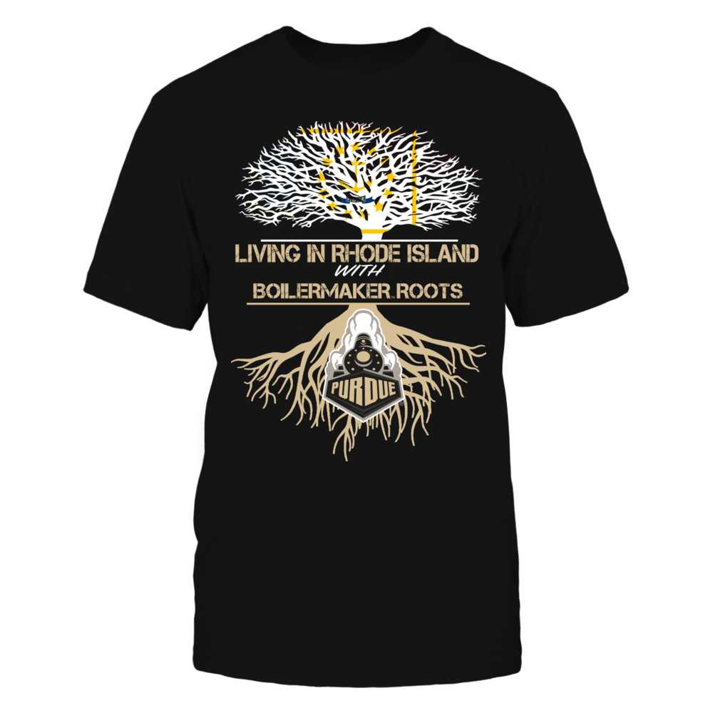 Purdue Boilermakers - Living Roots Rhode Island Front picture
