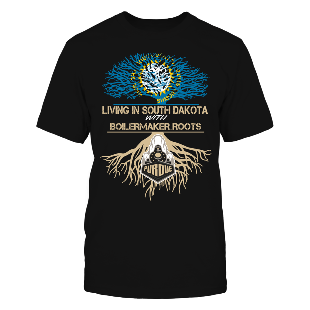 Purdue Boilermakers - Living Roots South Dakota Front picture