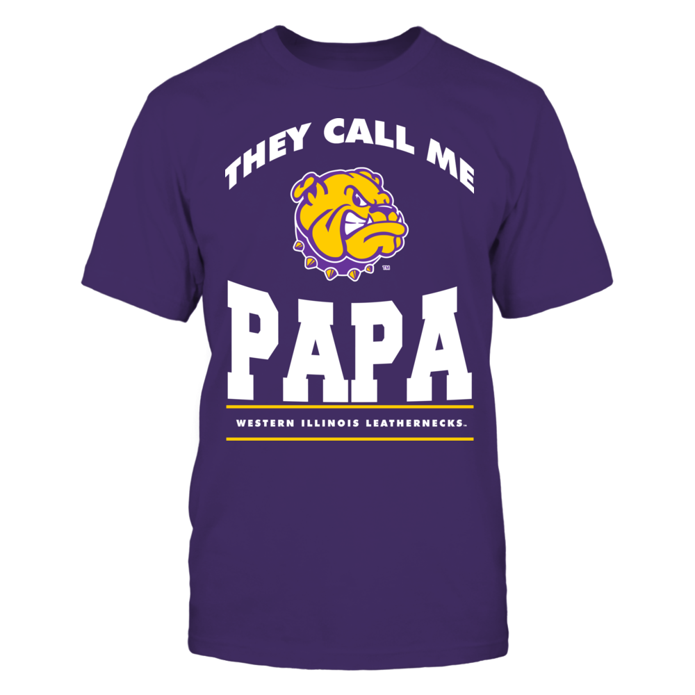 They Call Me Papa - Western Illinois Leathernecks Front picture