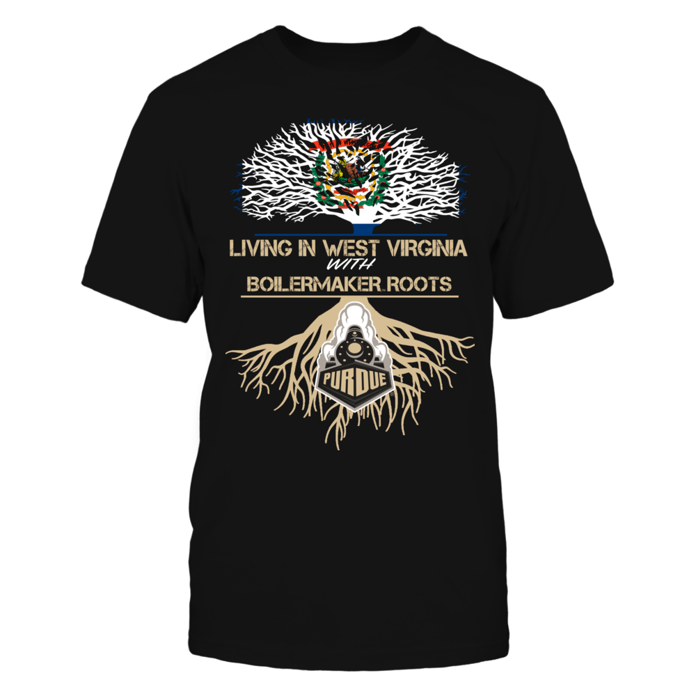 Purdue Boilermakers - Living Roots West Virginia Front picture