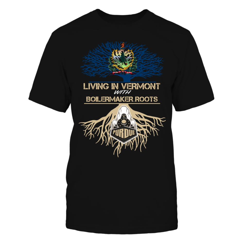 Purdue Boilermakers - Living Roots Vermont Front picture