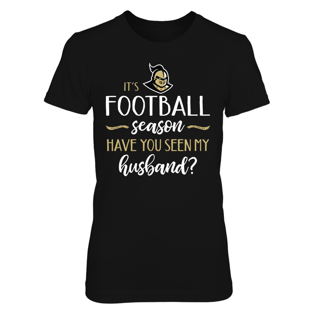 It's UCF Football Season, Have You Seen My Husband? T-Shirt | Tank Front picture