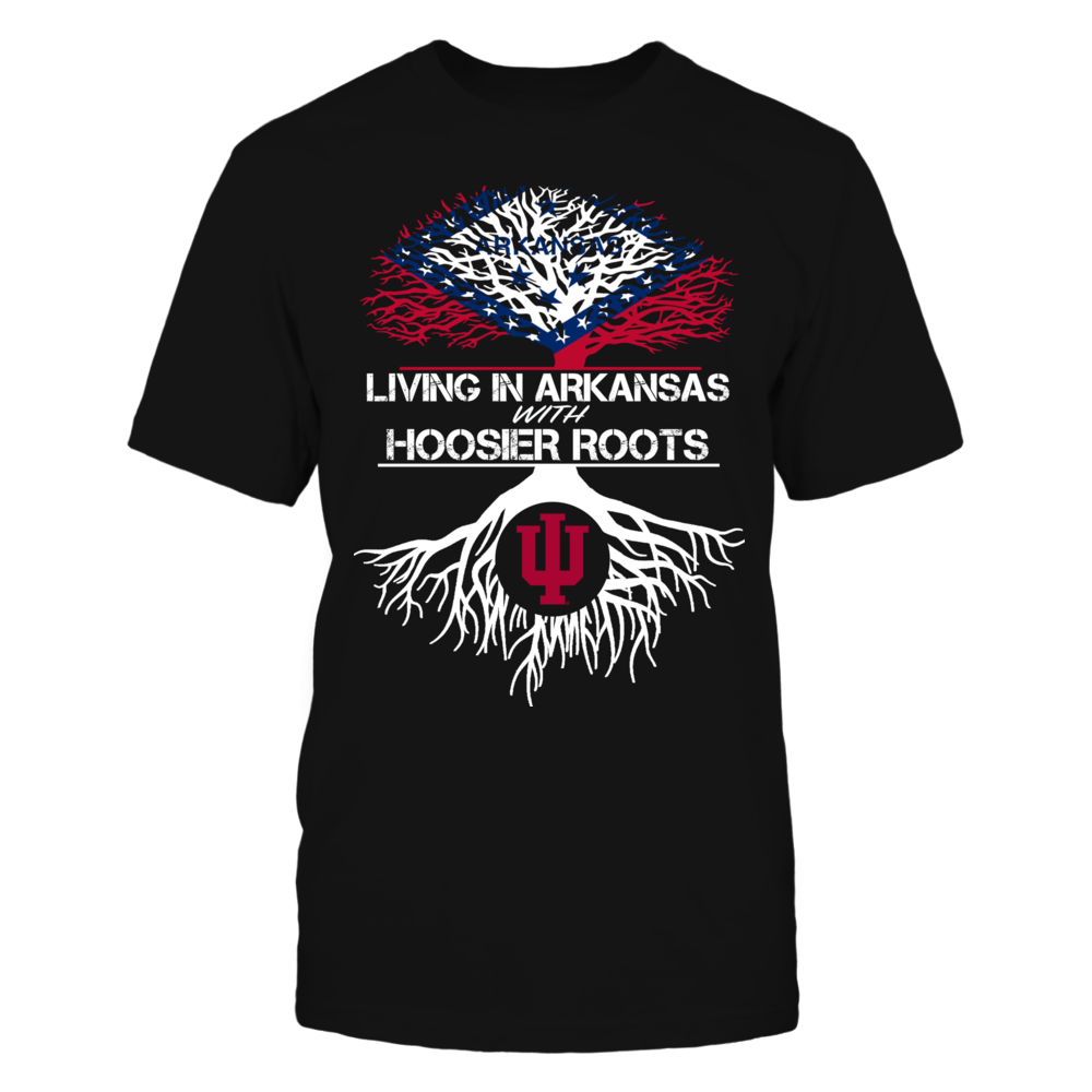 Indiana Hoosiers - Living Roots Arkansas Front picture
