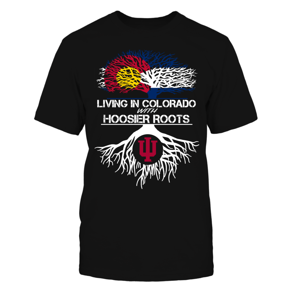 Indiana Hoosiers - Living Roots Colorado Front picture
