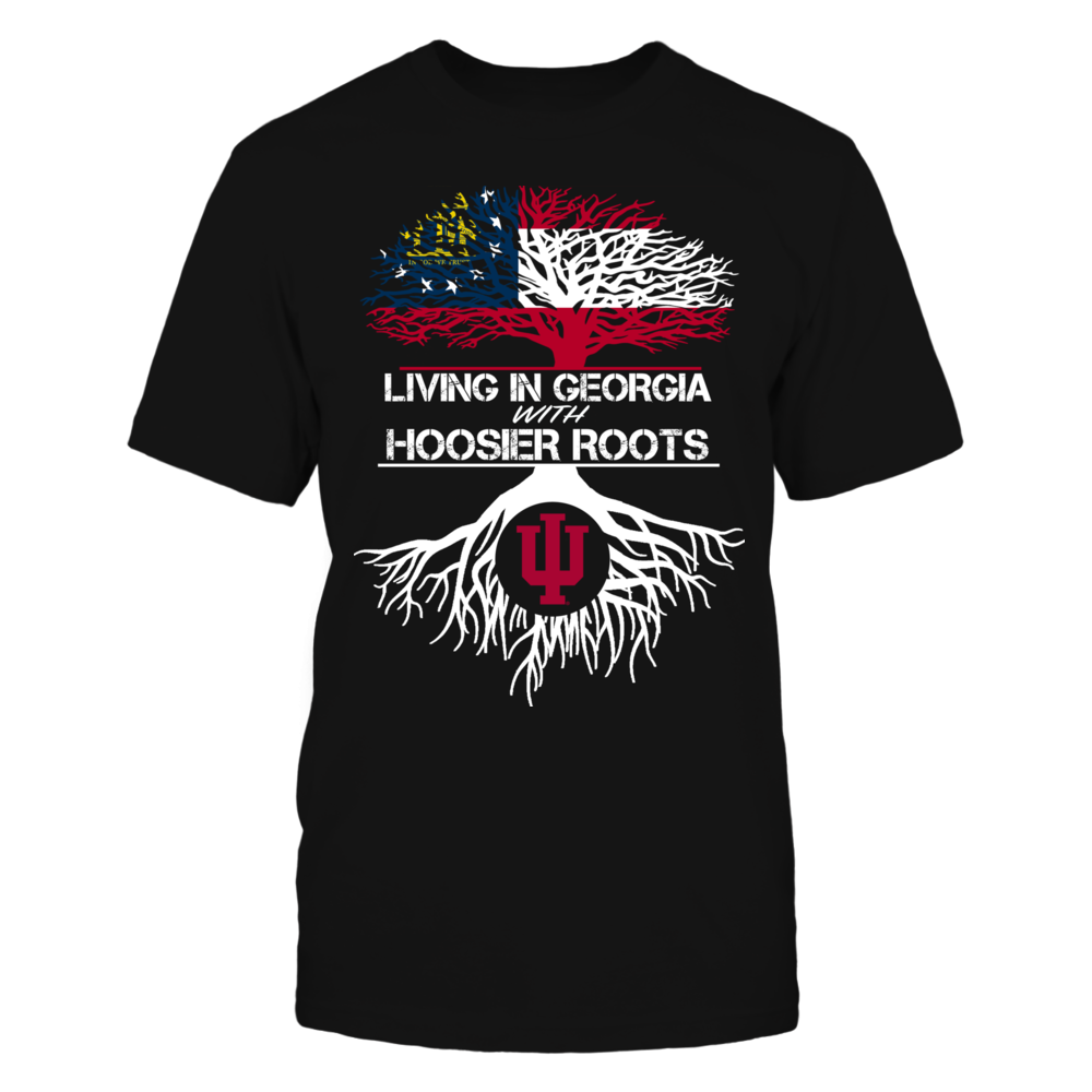 Indiana Hoosiers - Living Roots Georgia Front picture