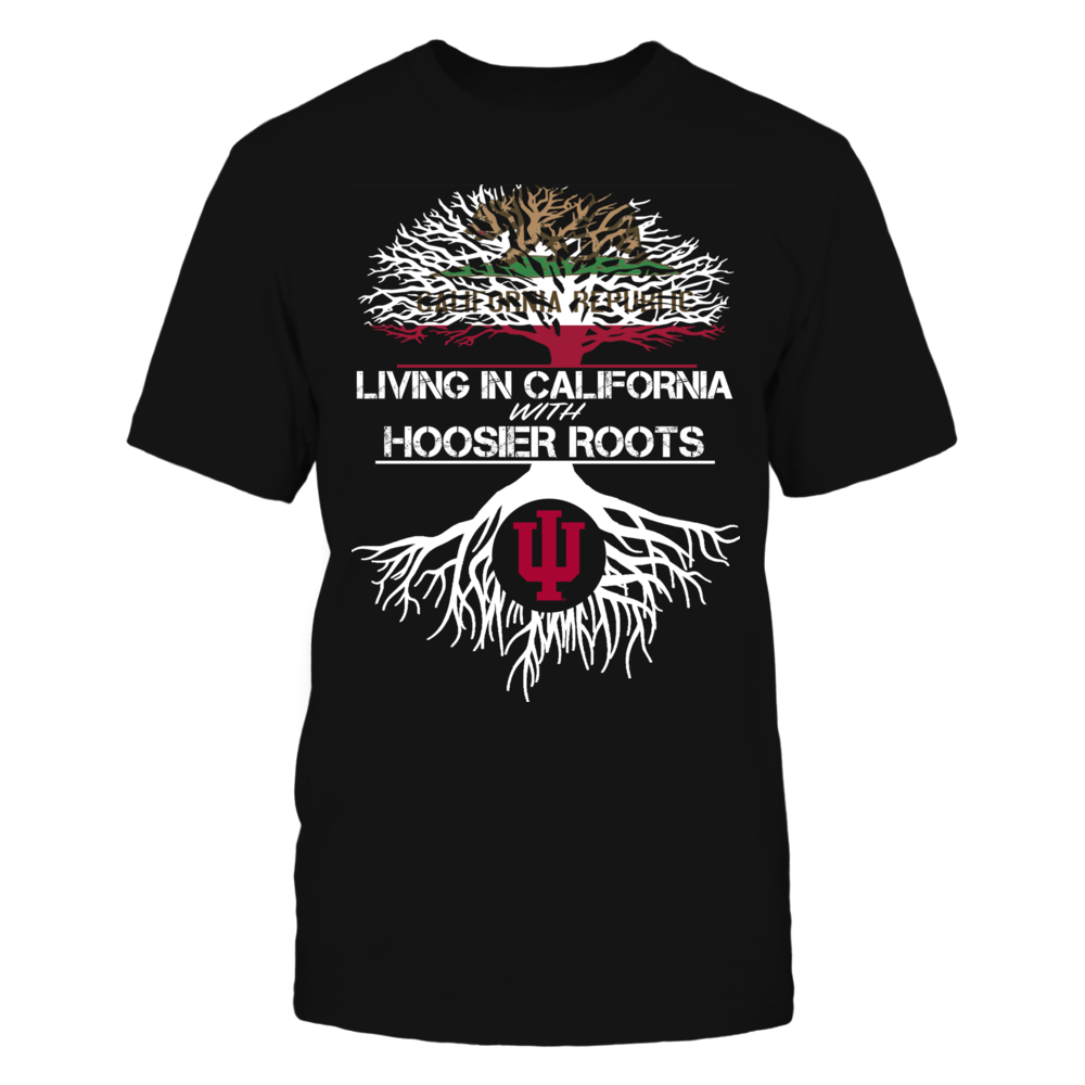 Indiana Hoosiers - Living Roots California Front picture