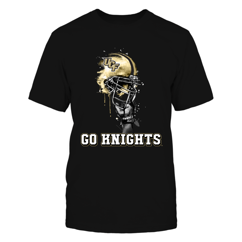 UCF Knights - Rising Helmet - IF-IC17-DS37 Front picture