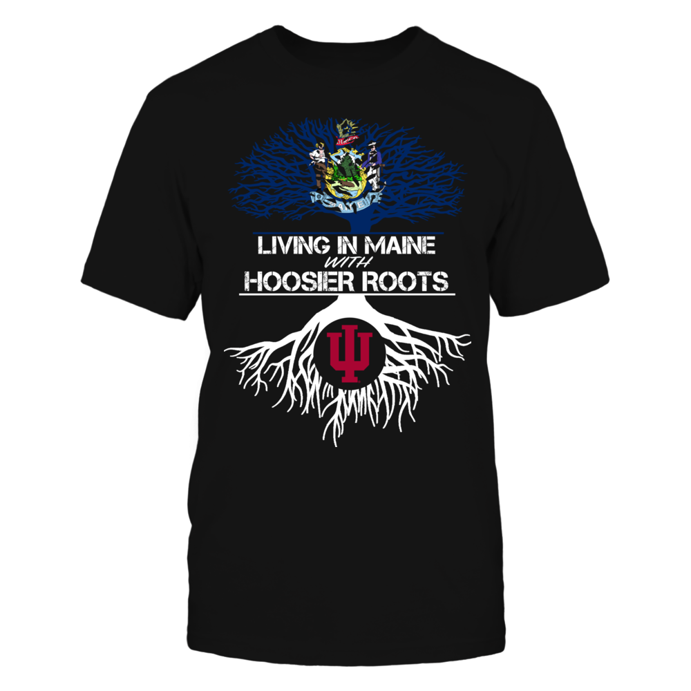 Indiana Hoosiers - Living Roots Maine Front picture