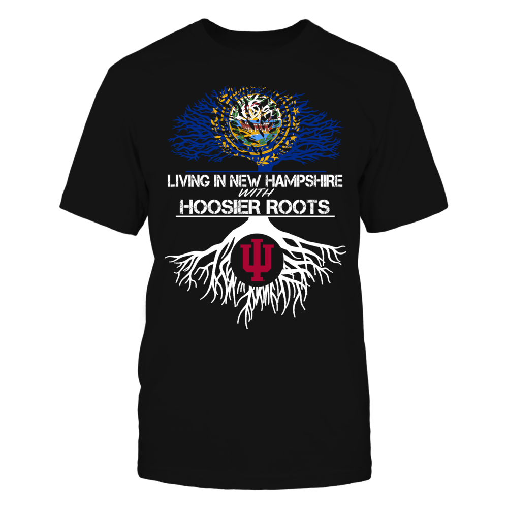 Indiana Hoosiers - Living Roots New Hampshire Front picture