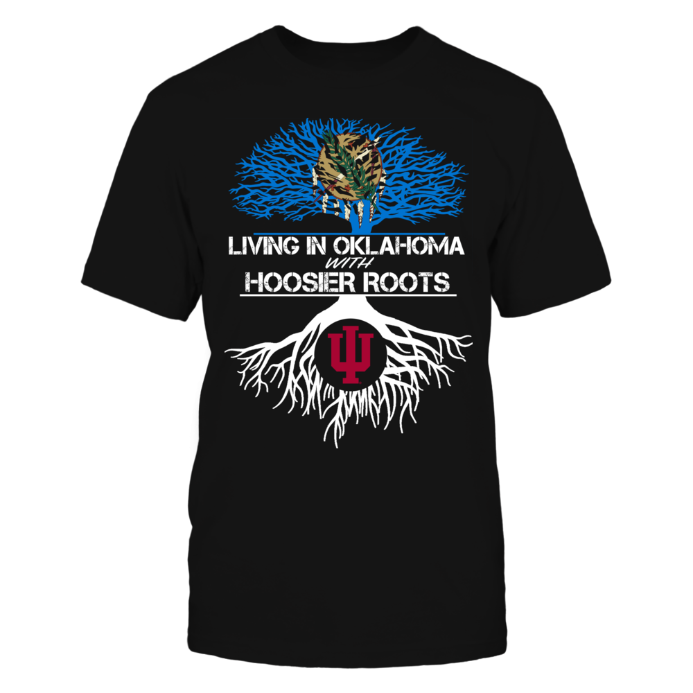 Indiana Hoosiers - Living Roots Oklahoma Front picture