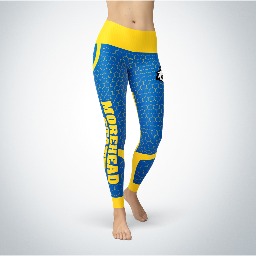 Sporty Design  - Morehead State Eagles Leggings Front picture