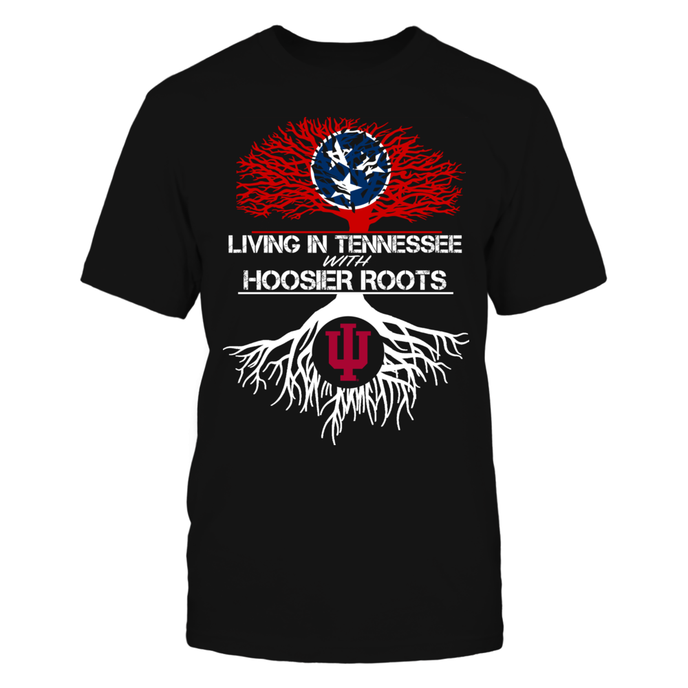 Indiana Hoosiers - Living Roots Tennessee Front picture