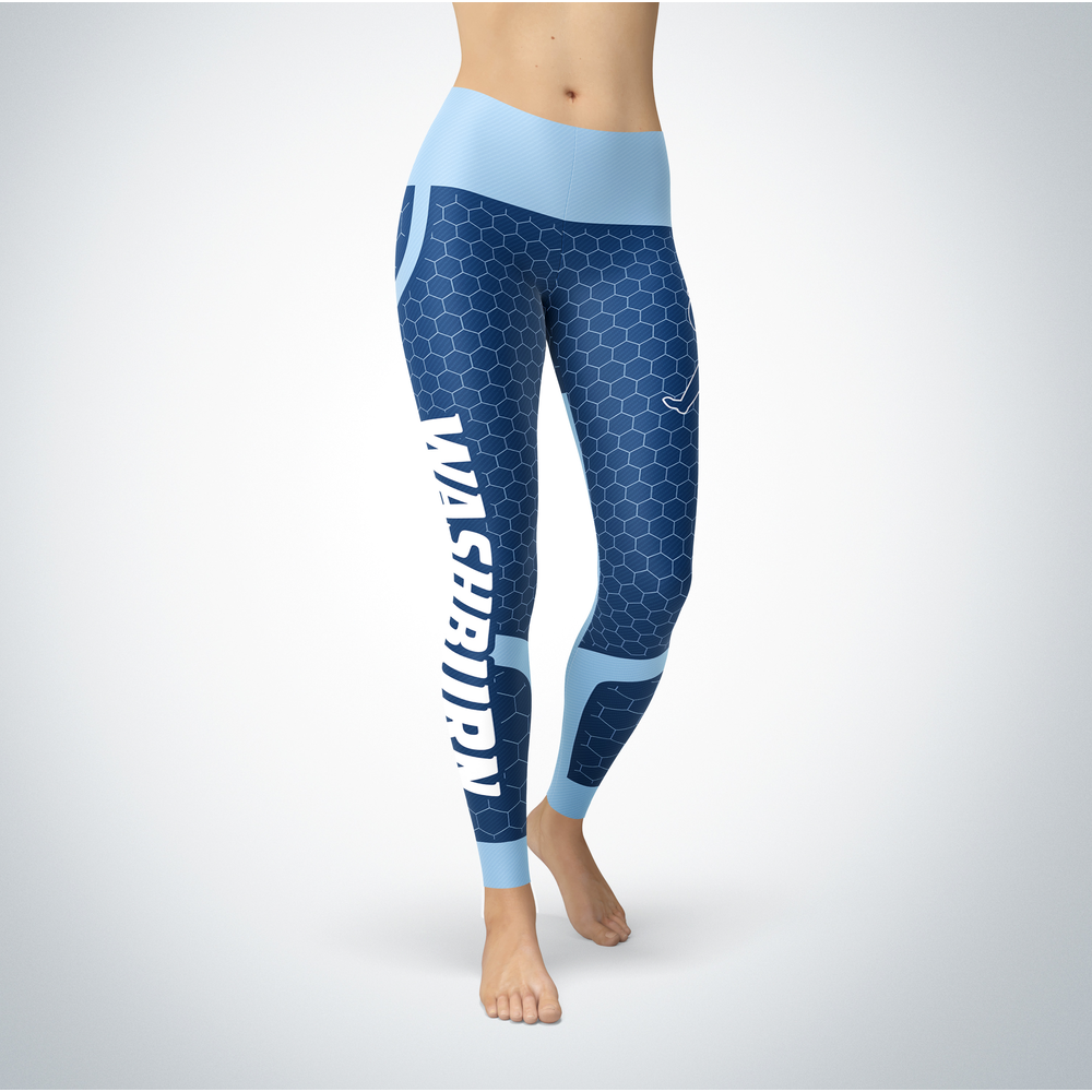 Sporty Design - Washburn Ichabods Leggings Front picture
