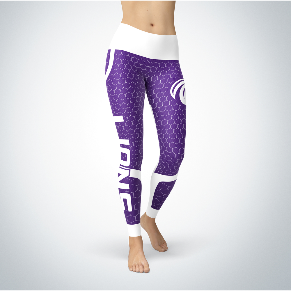 Sporty Design - North Alabama Lions Leggings Front picture
