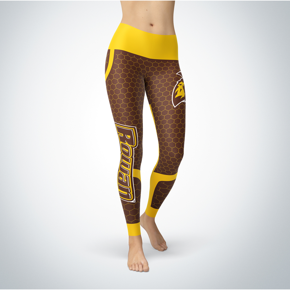 Sporty Design - Rowan Profs Leggings Front picture