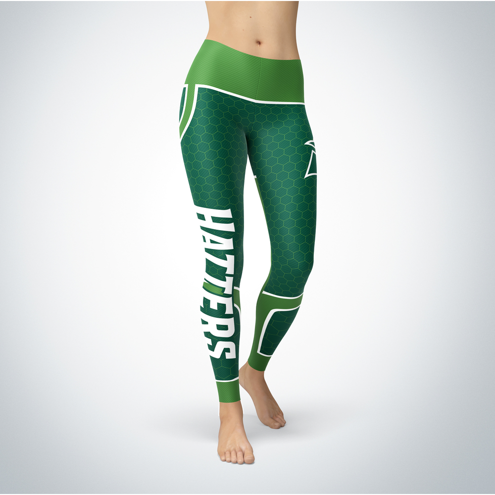 Sporty Design - Stetson Hatters Leggings Front picture