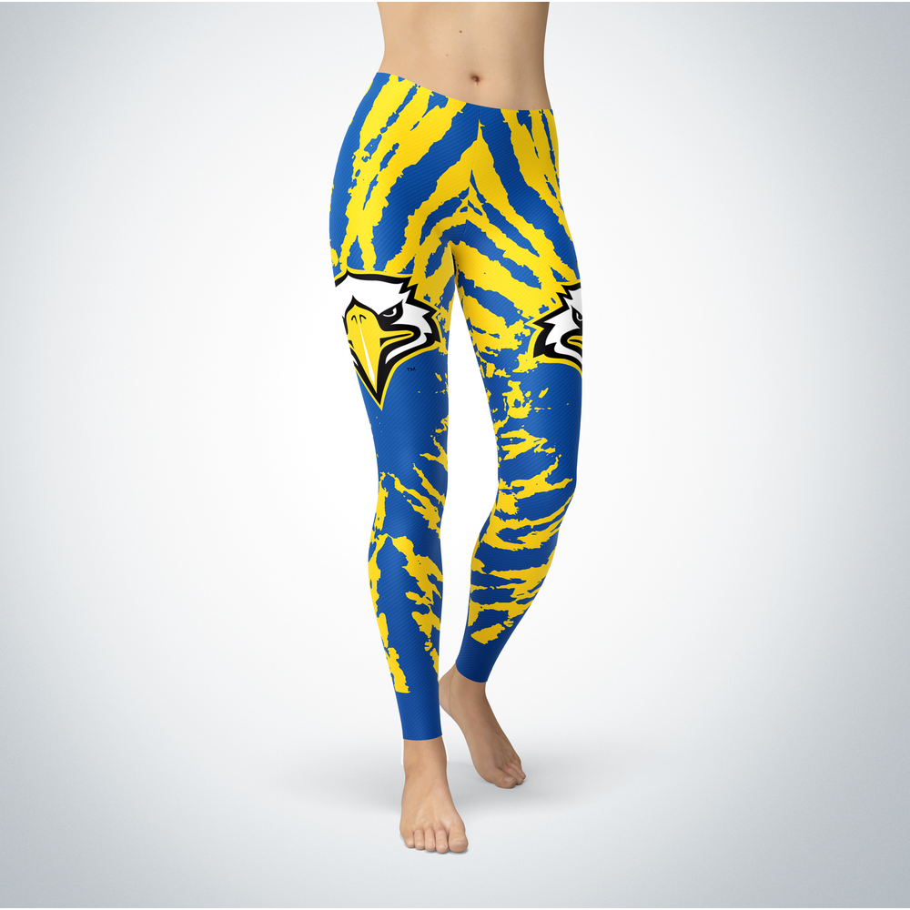 Tie Dye Design - Morehead State Eagles Leggings Front picture