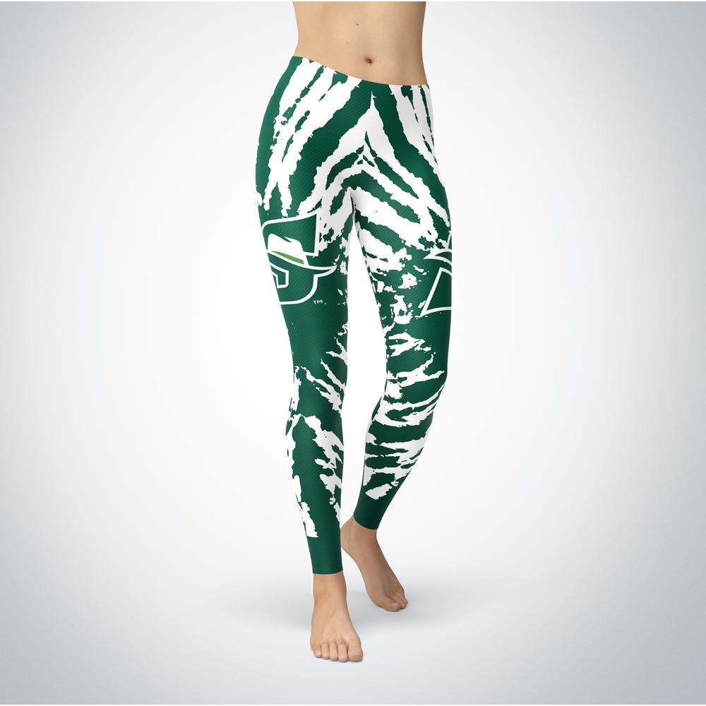 Tie Dye Design - Stetson Hatters Leggings Front picture