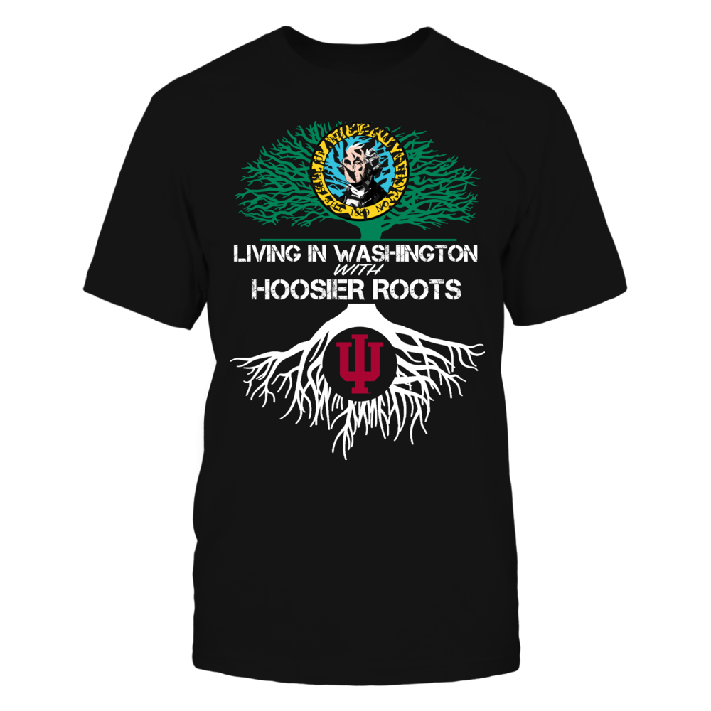 Indiana Hoosiers - Living Roots Washington Front picture