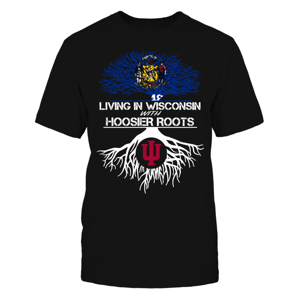 Indiana Hoosiers - Living Roots Wisconsin Front picture