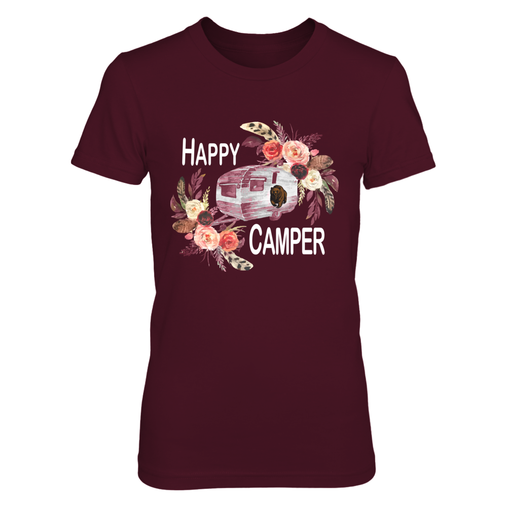 Montana Grizzlies - Happy Camper Front picture