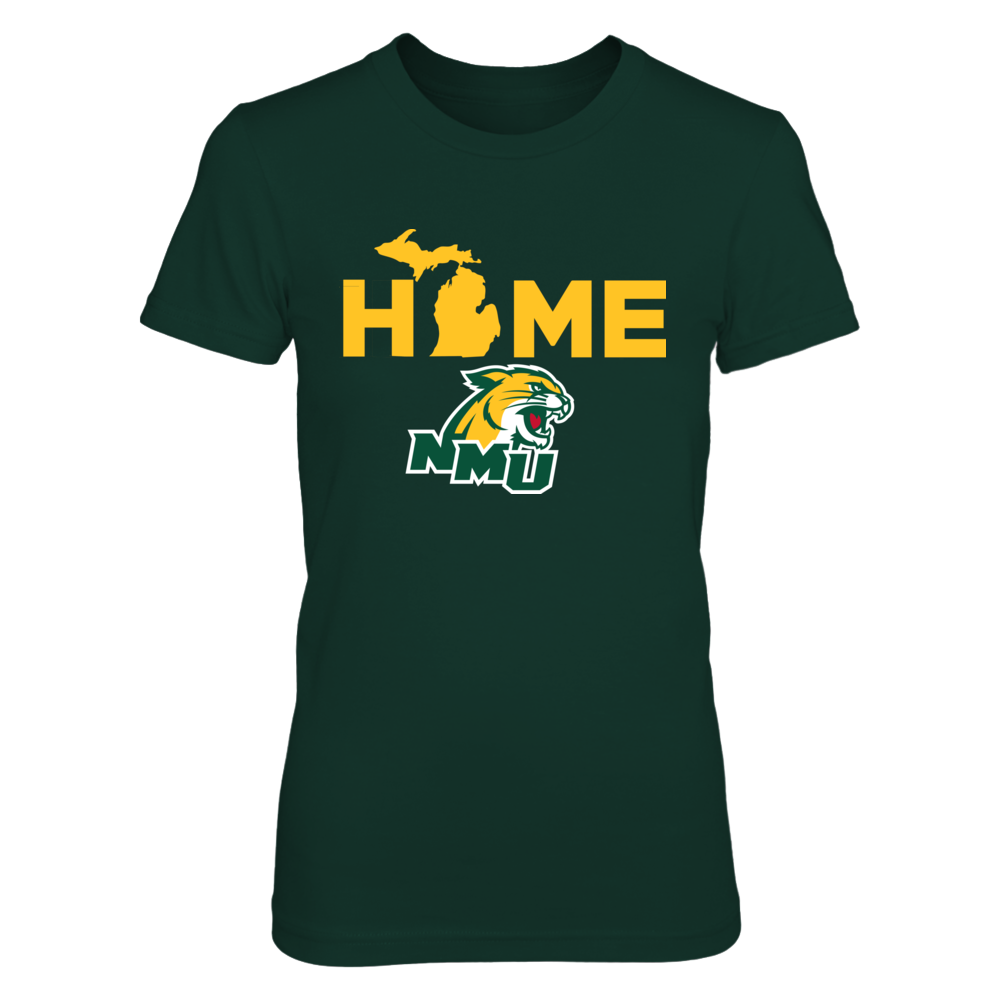Northern Michigan Wildcats - Home Front picture