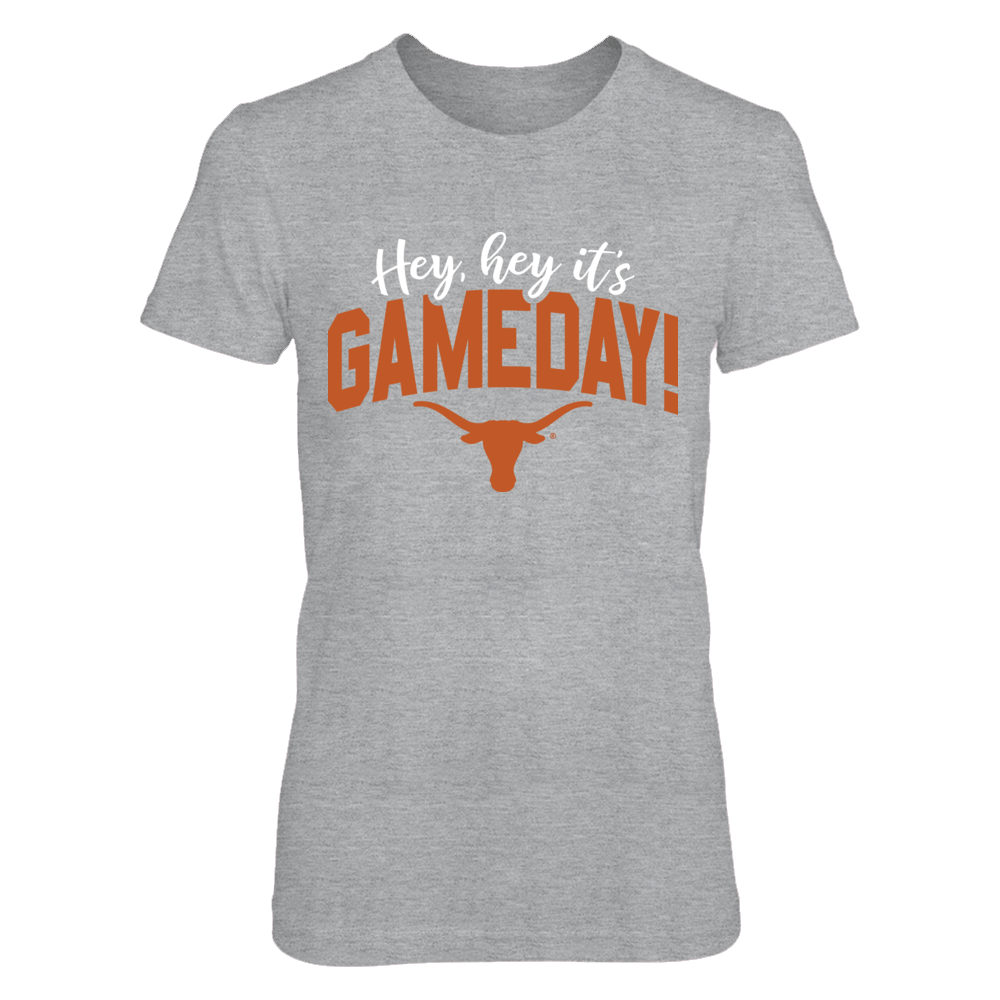 Game Day Y'all Texas Longhorns T-Shirt | Tank Front picture