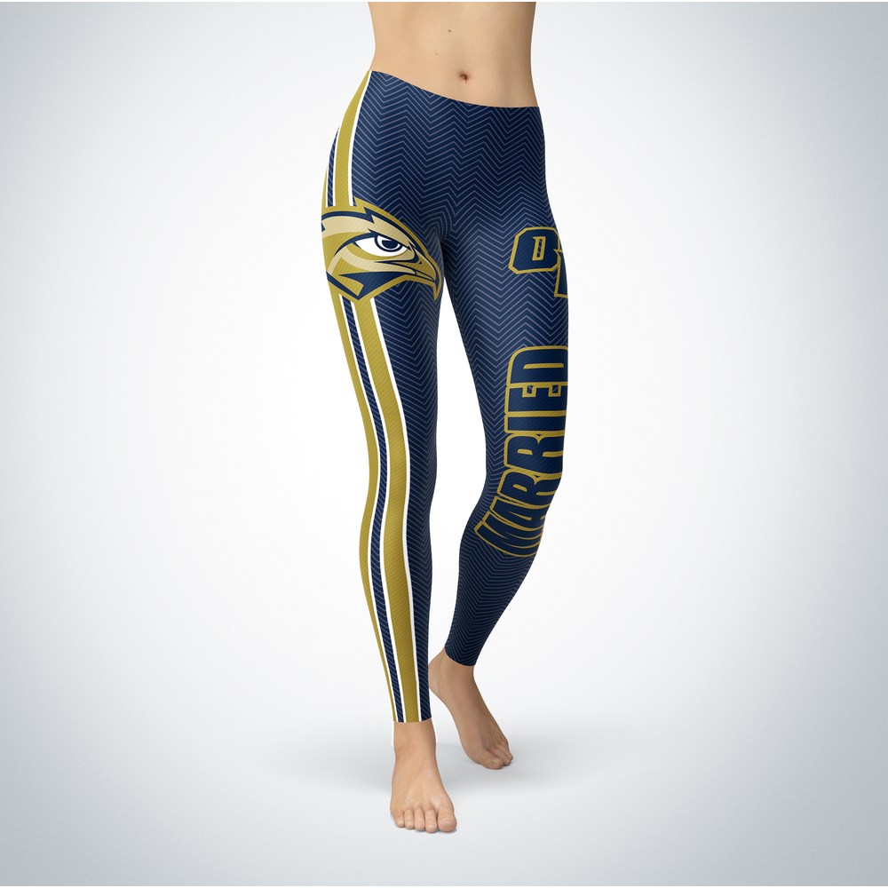 Married Design - Oral Roberts University Leggings Front picture