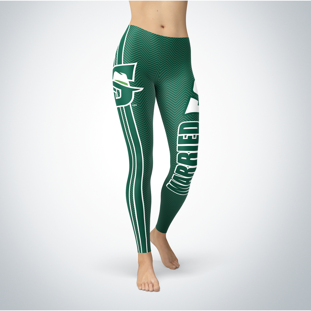 Married Design - Stetson University Leggings Front picture
