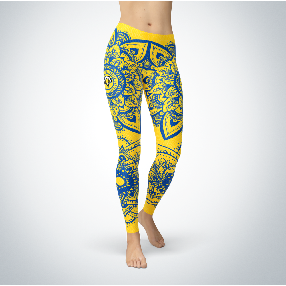 Mandala - Morehead State Eagles Leggings Front picture