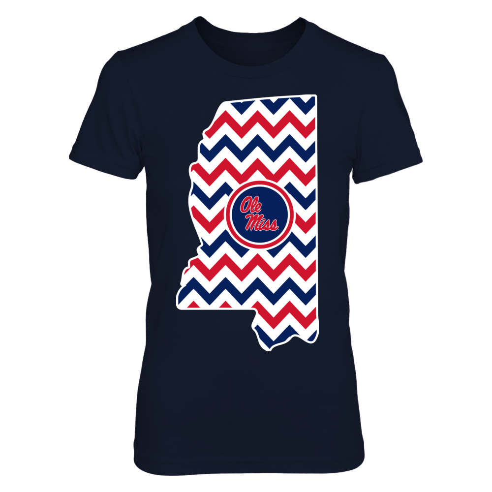 Ole Miss Rebels - Chevron State Front picture