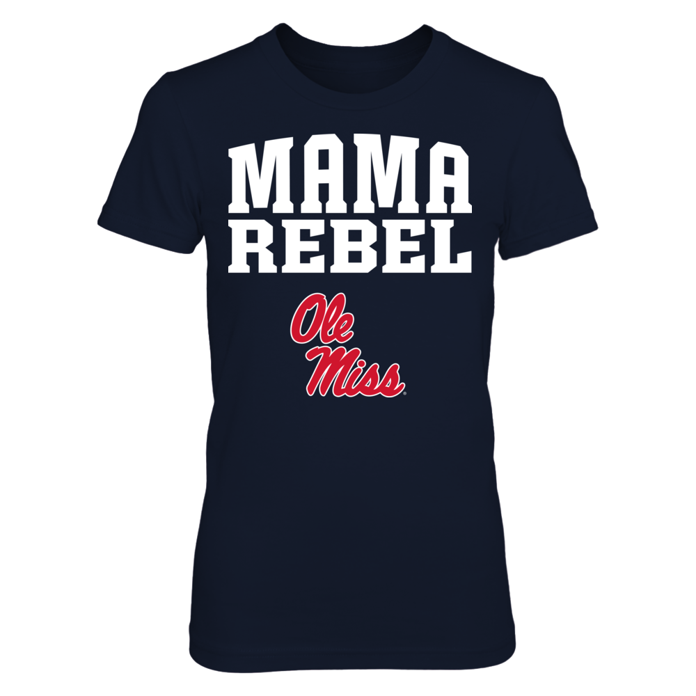 Ole Miss Rebels - Mama Mascot Front picture