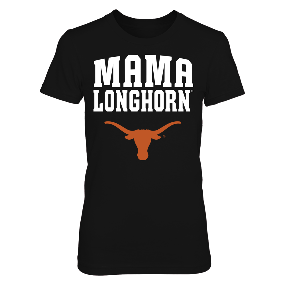 Texas Longhorns - Mama Mascot Front picture