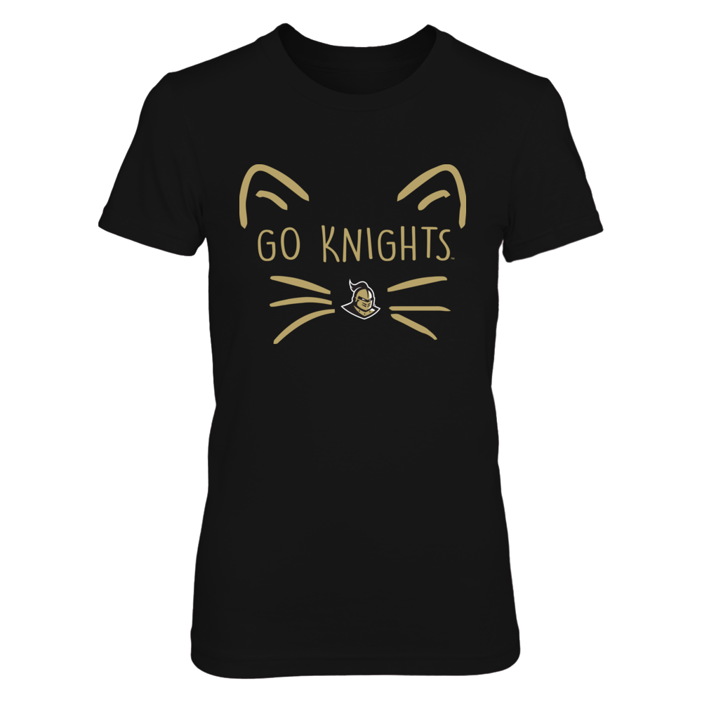 UCF Knights - Cat Face Team Front picture