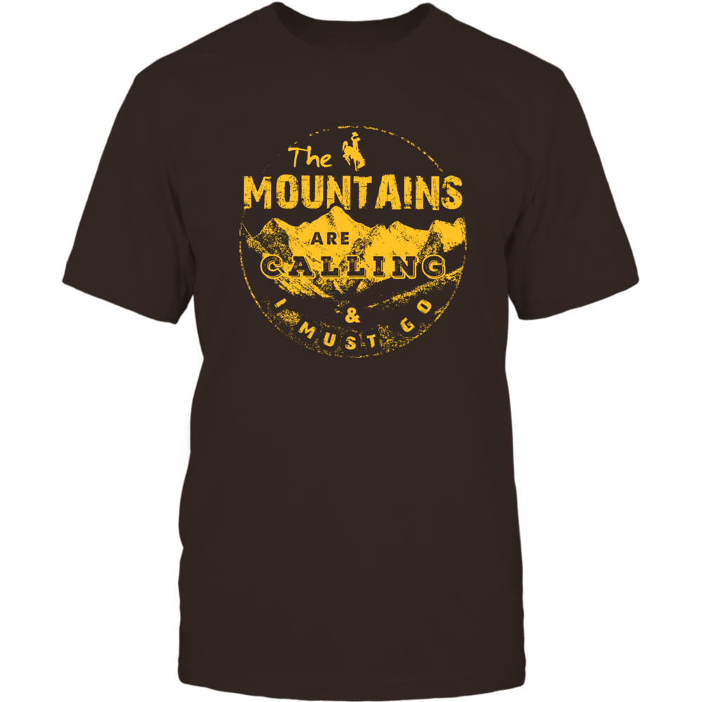 Wyoming Cowboys - The Mountains Are Calling Front picture