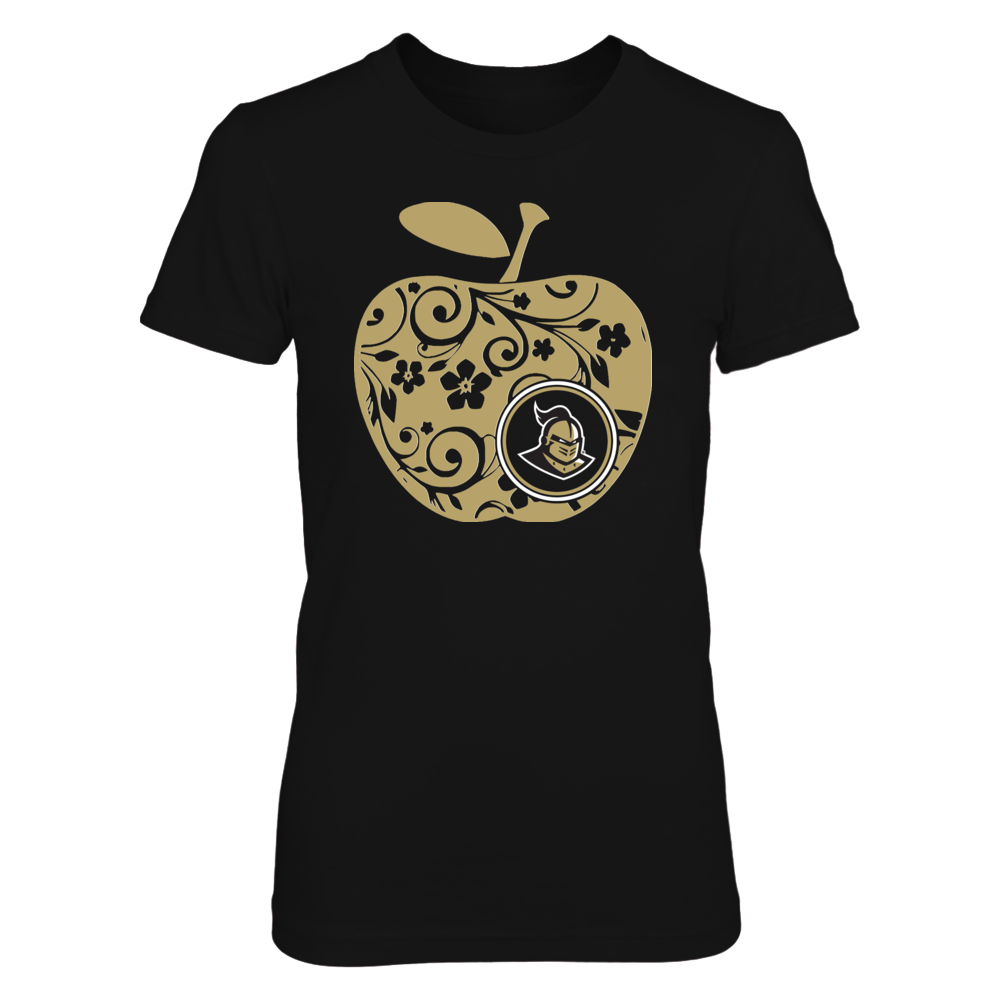 UCF Knights - Apple With Pattern Front picture
