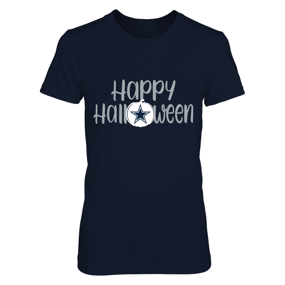 Happy Halloween Dallas Cowboys T-Shirt | Tank Front picture