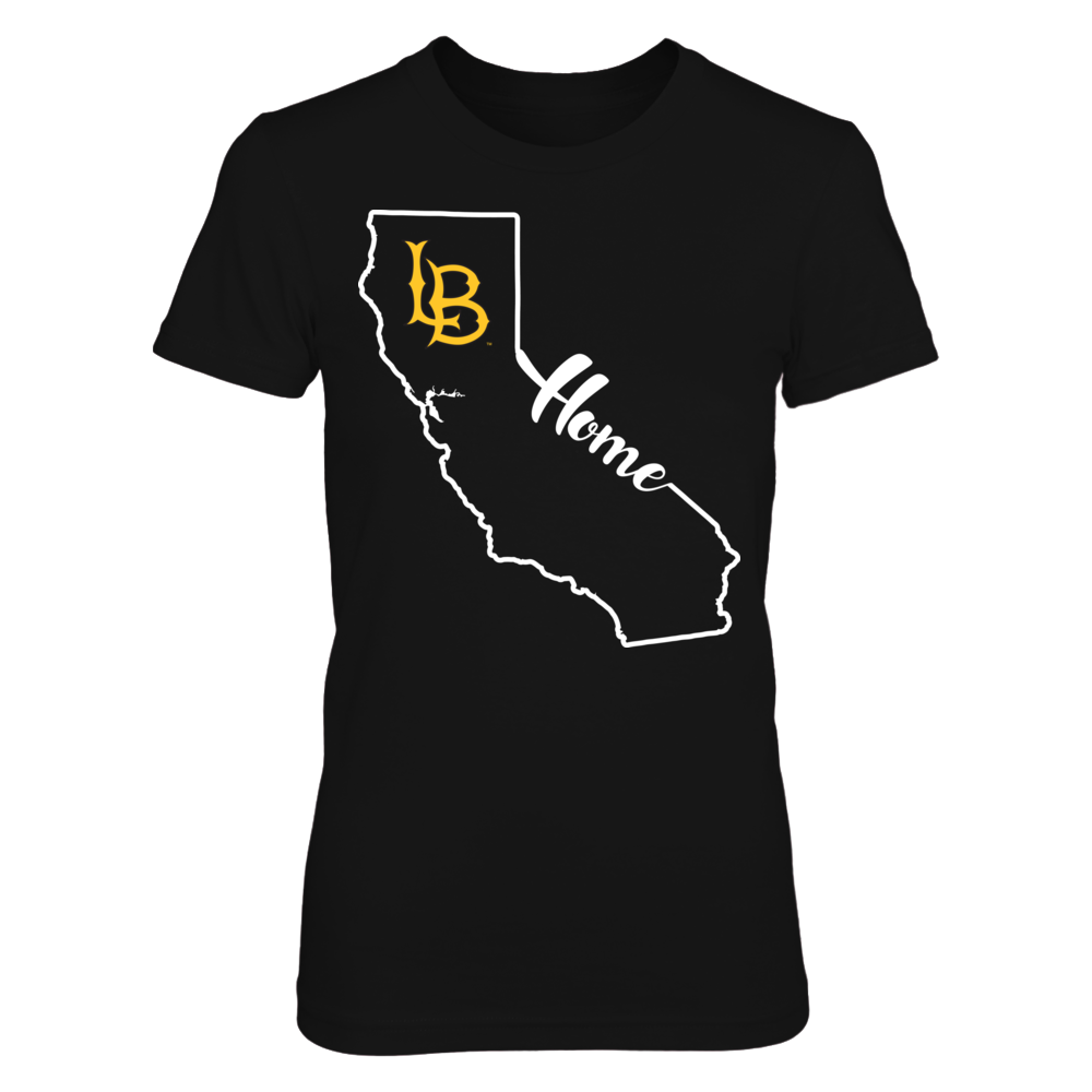 Long Beach State 49ers - State Outline Front picture