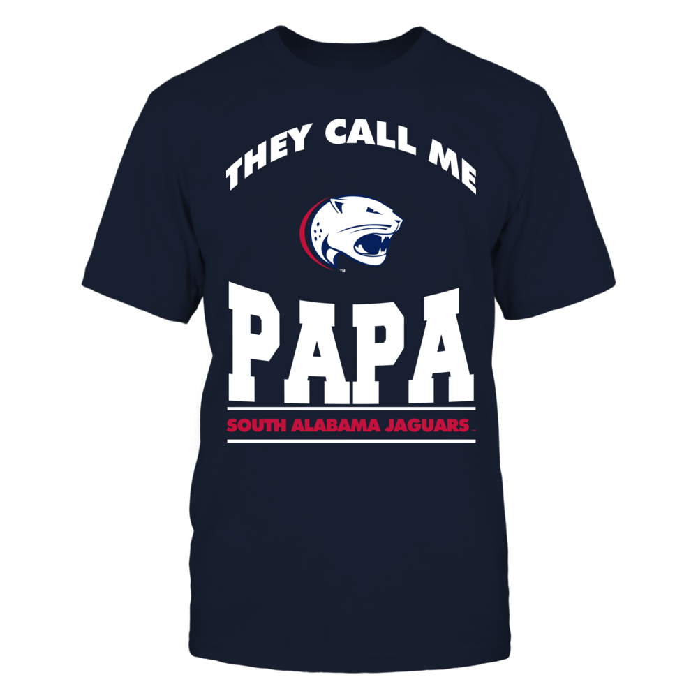South Alabama Jaguars - They Call Me Papa Front picture
