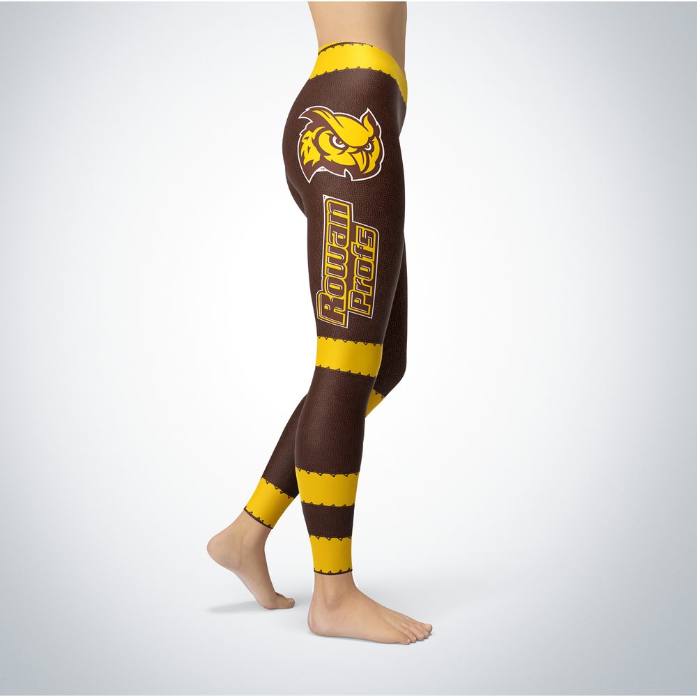 Football Design Rowan Profs Leggings Front picture
