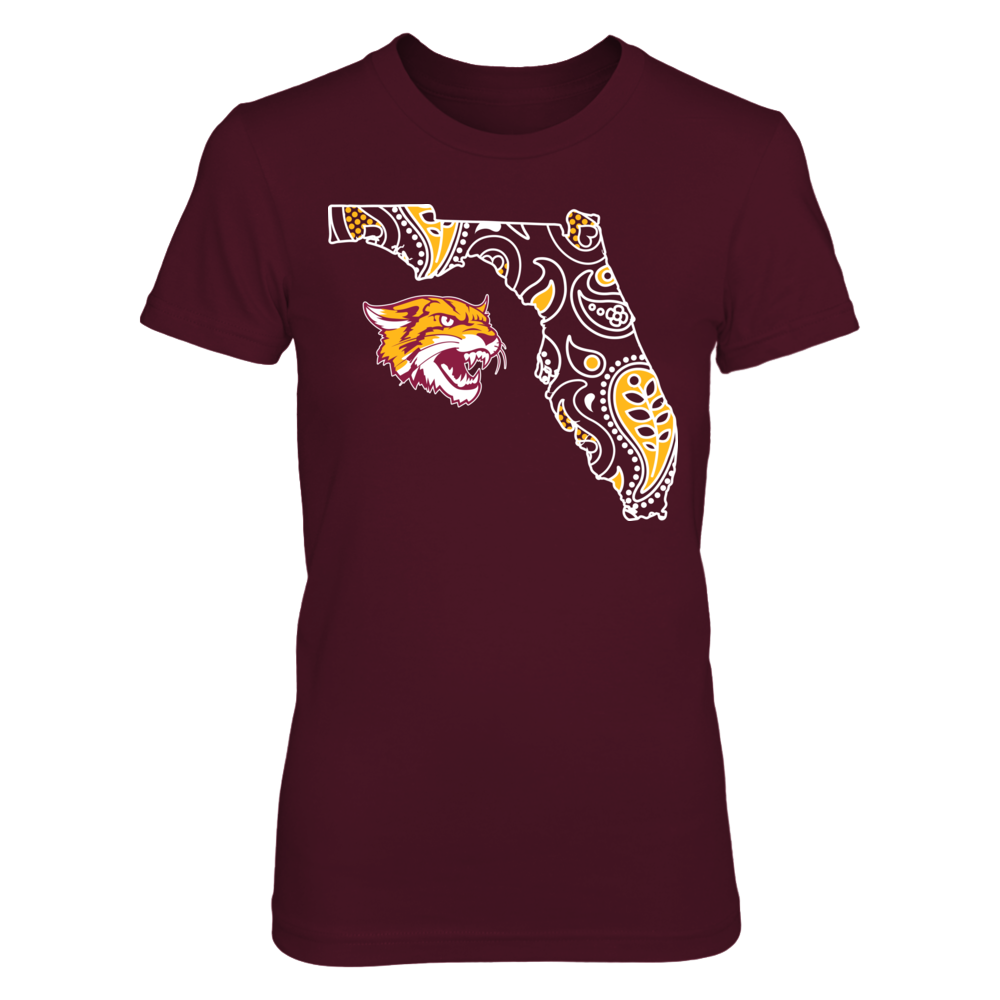 Bethune-Cookman Wildcats - Paisley State Front picture