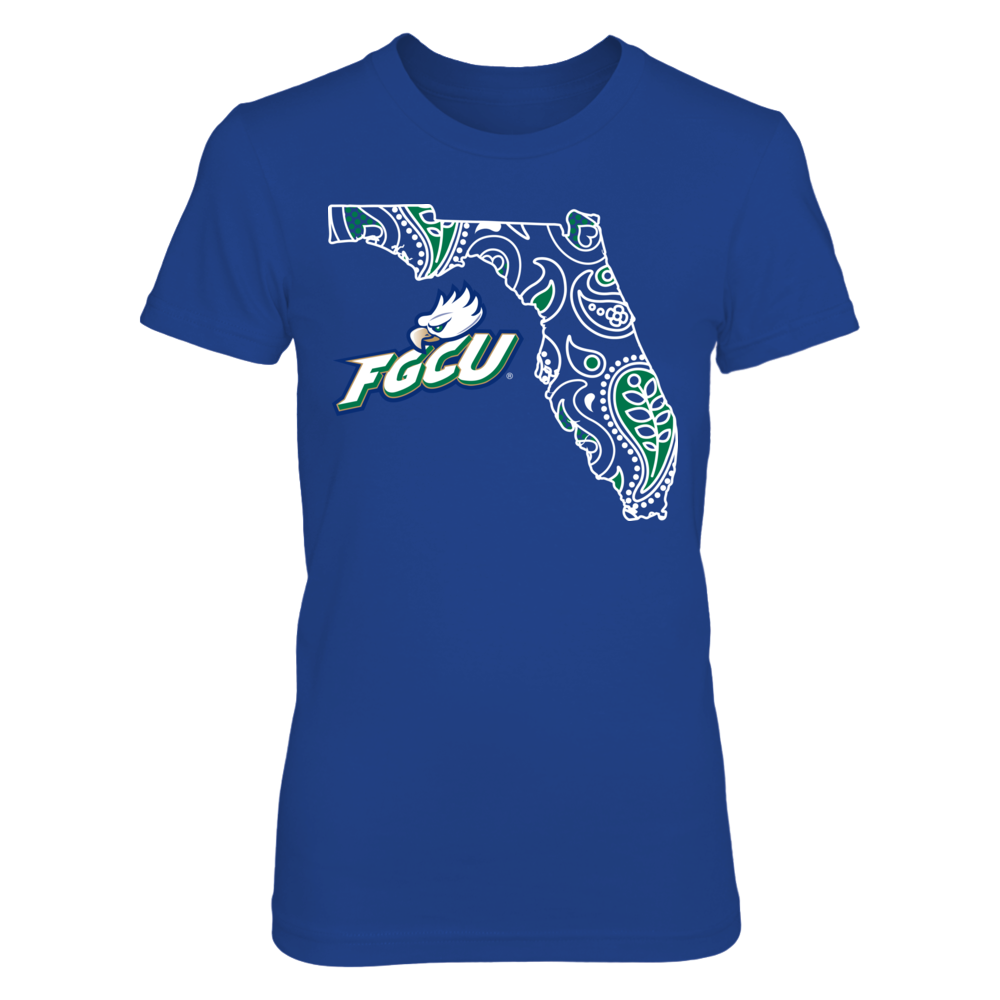 Florida Gulf Coast Eagles - Paisley State Front picture