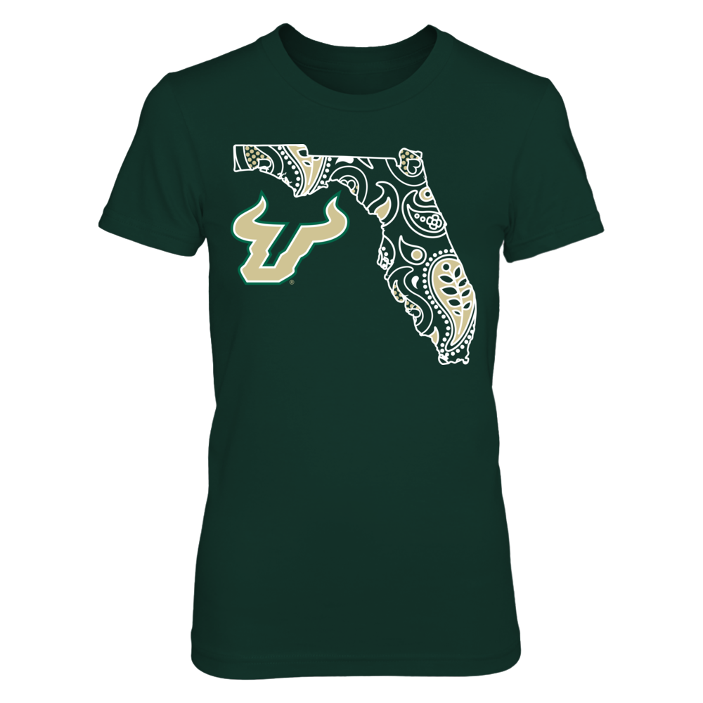 South Florida Bulls - Paisley State Front picture