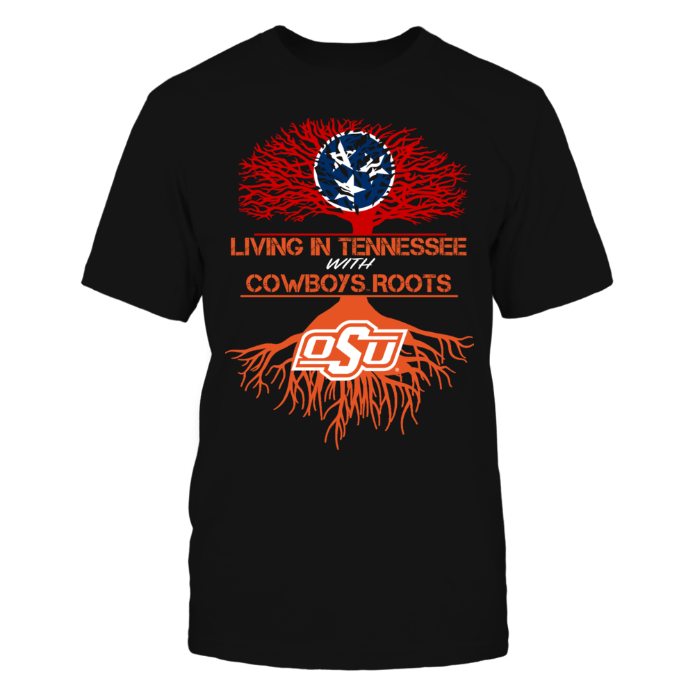 Oklahoma State Cowboys - Living Roots Tennessee Front picture